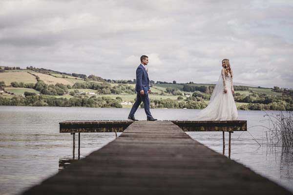 Real Wedding Killaloe On the Pier