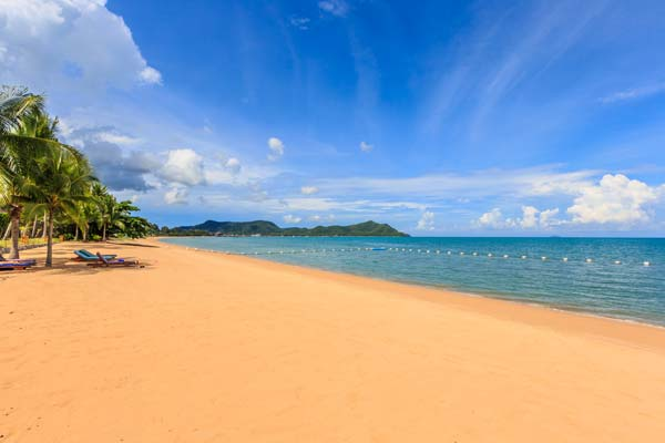 Thailand Honeymoon Beach